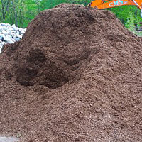 CMS, Inc. Landscape Construction Materials - Brown Pine Mulch