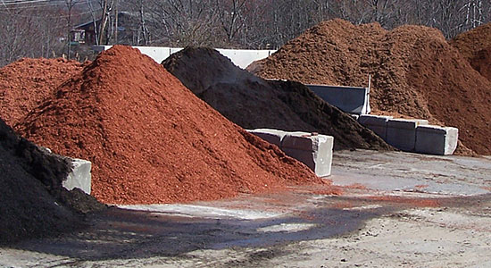 CMS, Inc. Landscape Construction Materials - Mulch Selections