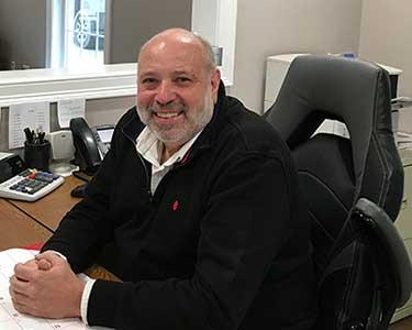 Craig Sampson<br />Controller