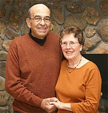 David and Mary Ann Mauro