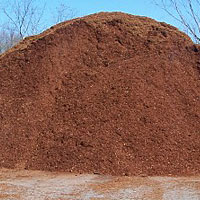 CMS, Inc. Landscape Construction Materials - Hemlock Mulch