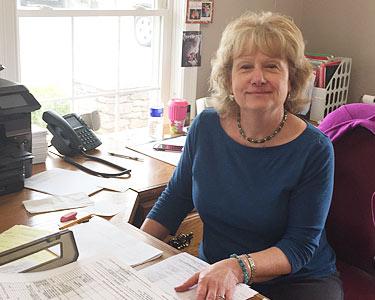 Joanna Donahue - Office Administrator