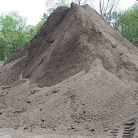 CMS, Inc. Landscape Construction Materials - Screened Loam